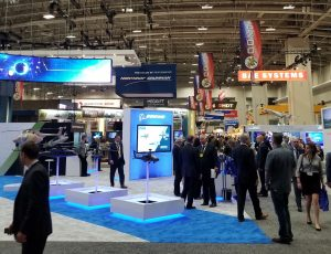 The GSF at AUSA 2017
